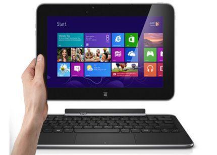 Dell baja el precio de su tablet Windows RT a 299 dólares