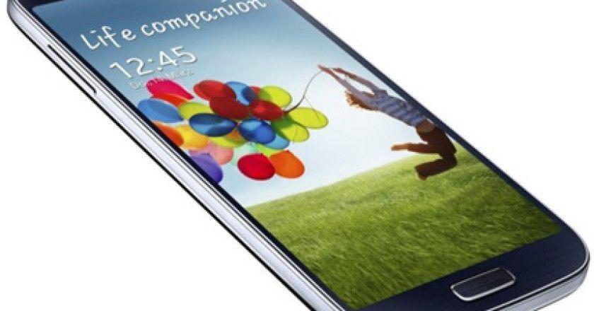 Samsung vende 10 millones de Galaxy S4