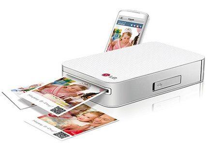 LG Pocket Photo, ya en España la impresora de bolsillo