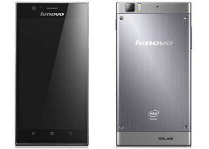 Lenovo venderá smartphones en Europa y América en 2014