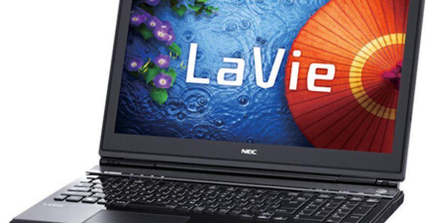NEC LaVie L, primer equipo con Intel Haswell