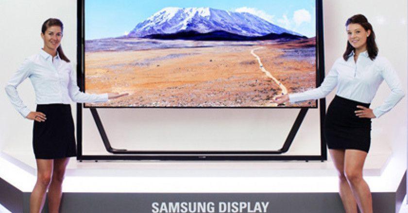TV Samsung 4K de 55 y 65 pulgadas
