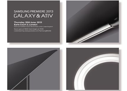 Samsung presentará en junio nuevos terminales