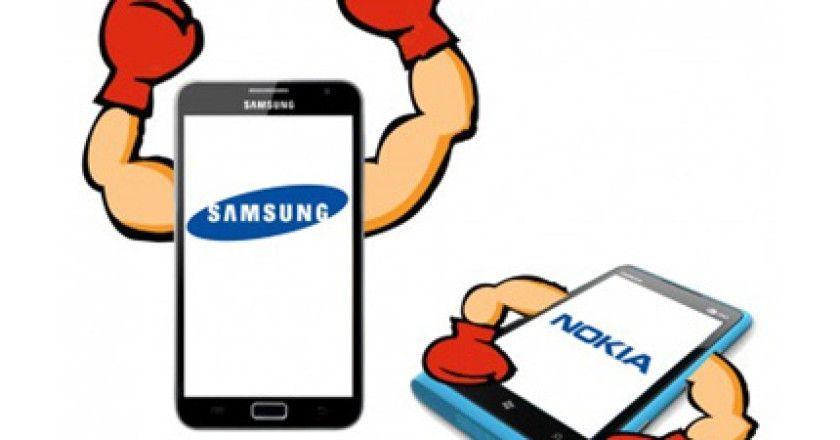 Samsung vende más móviles que Nokia... en Finlandia