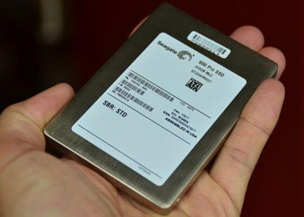 Seagate SSD 600, la primera para consumo