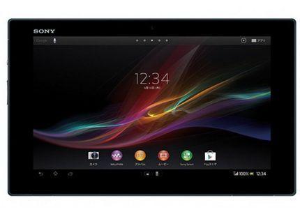Tablet-Sony-Xperia-Z