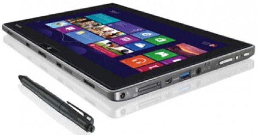 Toshiba anuncia tablet corporativo WT310
