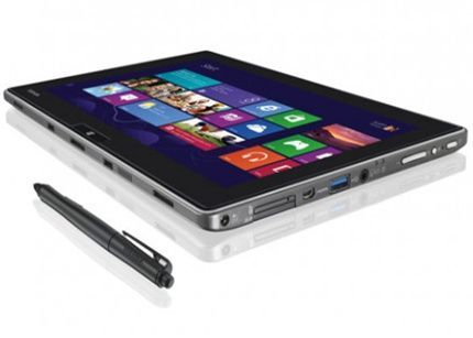 Toshiba anuncia tablet corporativo WT310