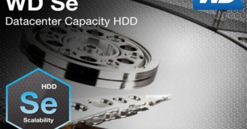 Nueva línea de discos duros WD Se