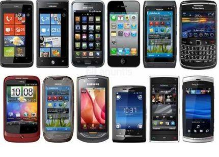 Windows Phone adelanta a BlackBerry mientras Android arrasa