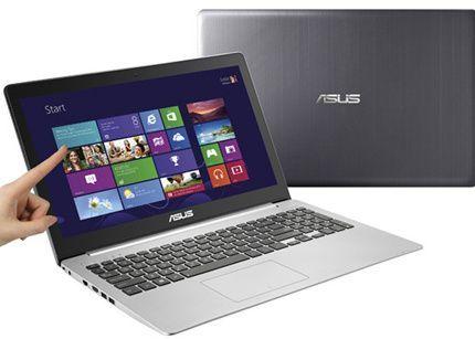 ASUS presenta el Ultrabook VivoBook S551