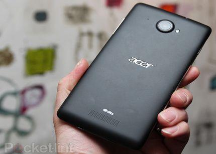 Acer no ve negocio en Windows Phone