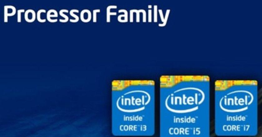 Los Intel Haswell ya están en el mercado