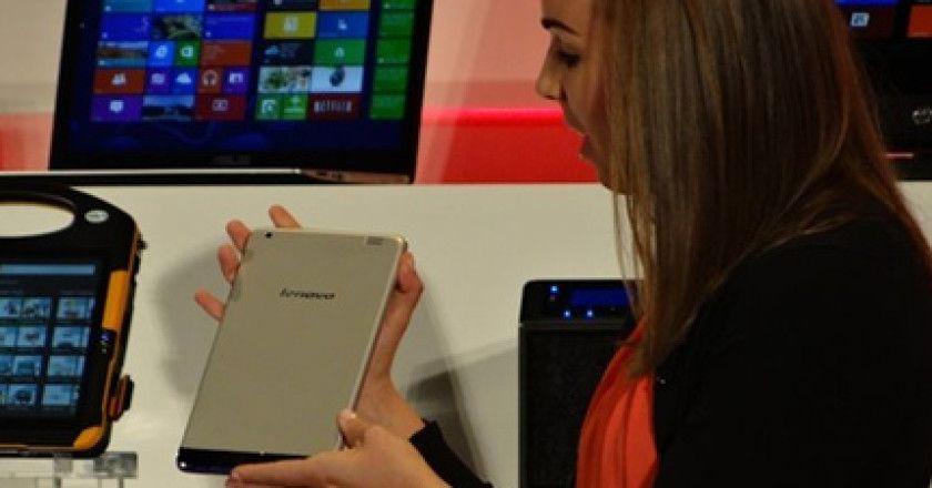 Lenovo MiiX 8, tablet Windows 8.1 de medio formato