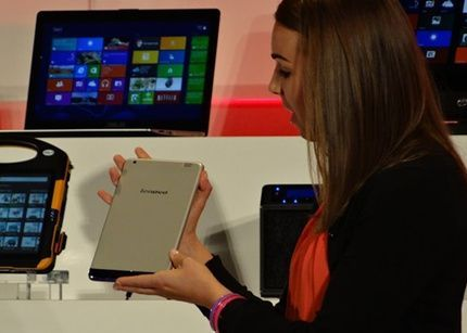 Lenovo MiiX 8, tablet Windows 8.1 de medio formato