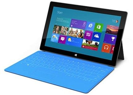 Microsoft Surface 2 con chip Qualcomm