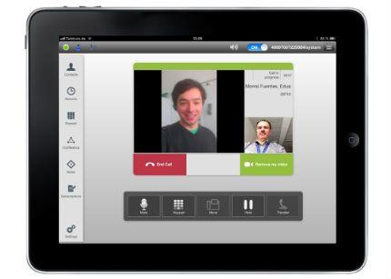 OpenScape_Mobile_Video_iPad