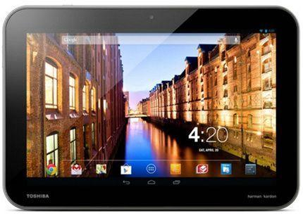 Toshiba presenta en España sus nuevos tablets Excite