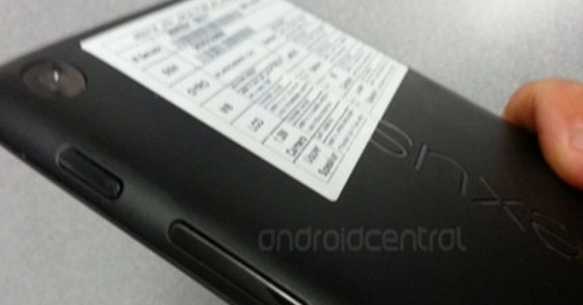 Nuevo Nexus 7, tablet Android para batir a iPad