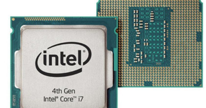 Intel lanza los chips Haswell al canal minorista