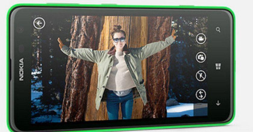 Nokia presenta el Lumia 625