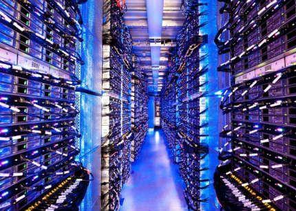 Las 5 empresas con más servidores en centros de datos