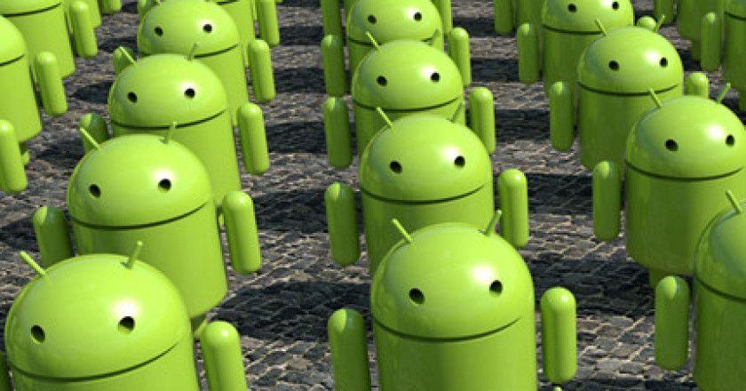 Android captura el 80% de cuota en smartphones