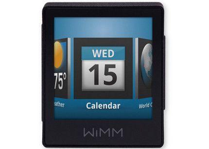 Google smartwatch, en camino tras comprar WIMM