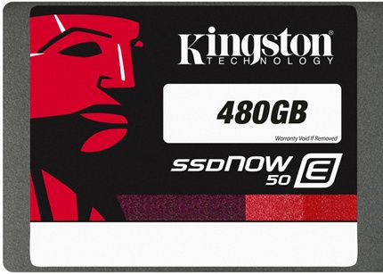 Kingston presenta las SSDNow E50