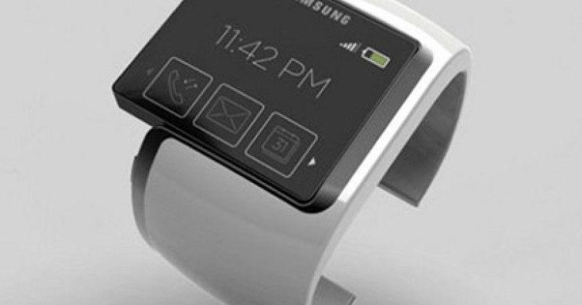 Samsung patenta su reloj inteligente Galaxy Gear