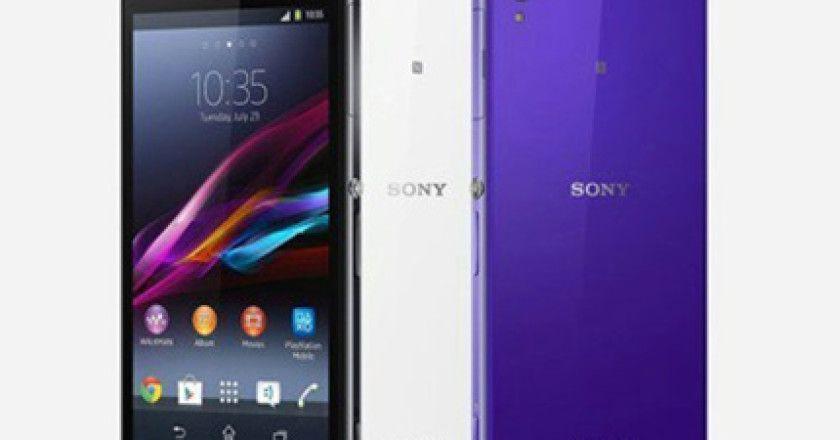 Xperia Z1, próximo superphone Sony