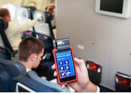 Windows Phone despega: 19.000 Lumia para Delta Air Lines