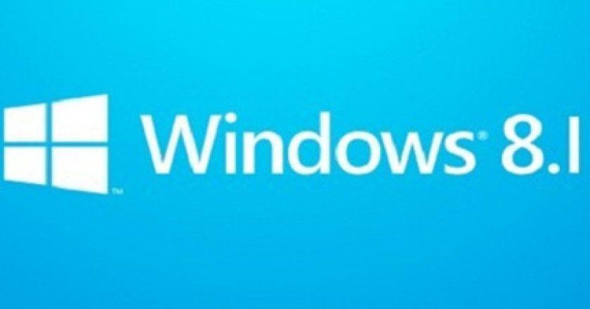 Microsoft publicará Windows 8.1 el 18 de octubre