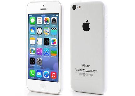 iPhone 5C, mini en tamaño pero no en precio