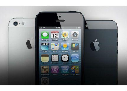 iPhone 5S y iPhone 5C a comienzos de septiembre