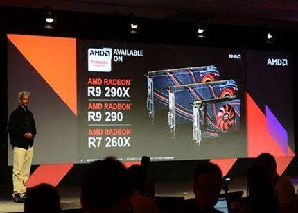 AMD presenta nueva generación de gráficas R7 y R9