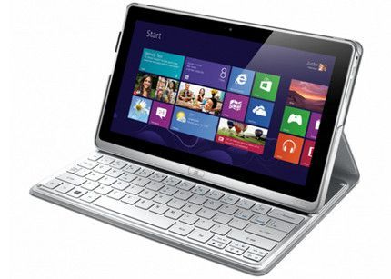 Acer TravelMate X313, ultrabook convertible profesional