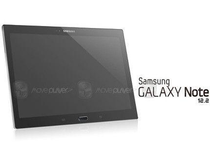 Samsung Galaxy Note 12 pulgadas