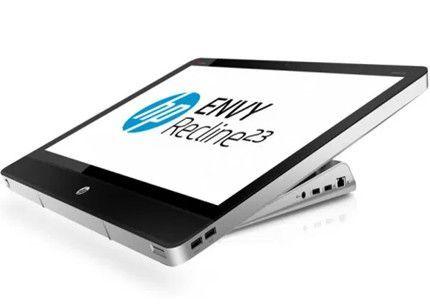 HP ENVY Recline, AIO con diseño novedoso