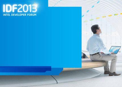 Comienza el Intel IDF 2013