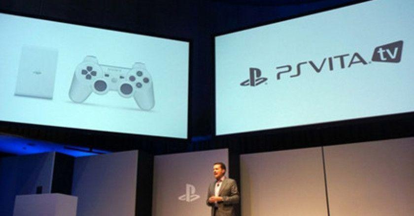 Sony anuncia el servicio PS Vita TV