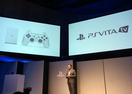 Sony anuncia el servicio PS Vita TV