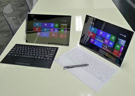 Sony VAIO Tap 11, competencia a Surface Pro
