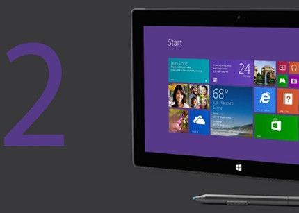 Microsoft Surface 2, modelos y precios