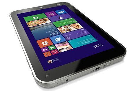 Toshiba Encore, un animador para el mercado tablet