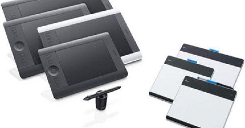 Wacom presenta nuevas tabletas gráficas