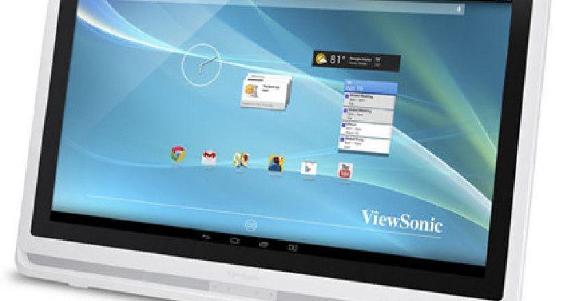 ViewSonic presenta Smart Display VSD241
