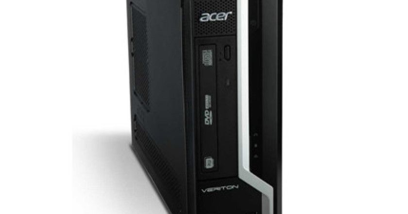 Nuevos equipos de sobremesa Acer Veriton