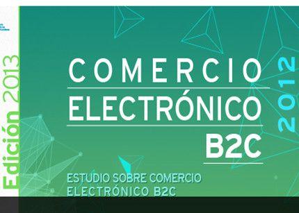 El comercio electrónico crece en España