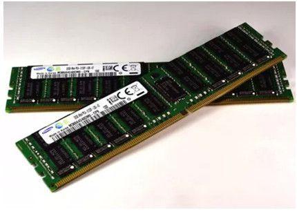Módulos de memoria DDR4, muy cerca